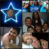 Meet Autism Star, Christian. Look at his beautiful smile. His Team is Autism Strong! You Guys Rock! #TeamChristian